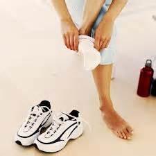 sport voeten
